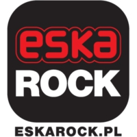 Logo of radio station Eska ROCK