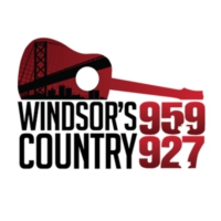 Logo de la radio CJSP-FM Windsor's Country 95.9 & 92.7