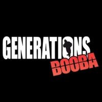 Logo de la radio Generations - Booba