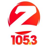 Logo of radio station WBZY Z 105.3