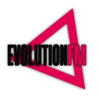 Logo of radio station Evolution FM