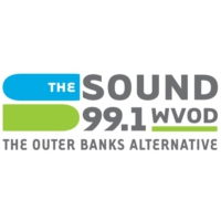 Logo of radio station WVOD The Sound 99.1