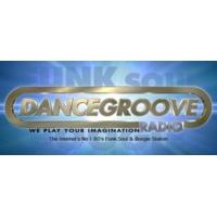 Logo of radio station DanceGroove Radio