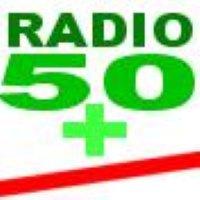 Logo de la radio 50+