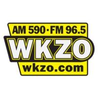 Logo de la radio WKZO 590 AM