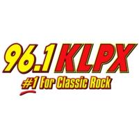 Logo of radio station 96.1 KLPX