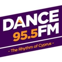 Logo de la radio Dance FM 95.5 FM