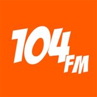 Logo de la radio 104 FM BH