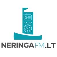Logo de la radio Neringa FM