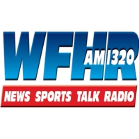 Logo of radio station WFHR AM 1320