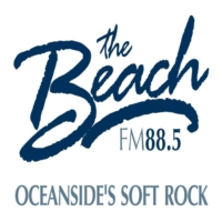 Logo of radio station CIBH-FM 88.5 The Beach