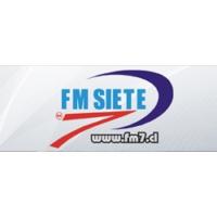 Logo de la radio FM Siete - 94.7 FM Calama