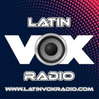 Logo of radio station Latin Vox Radio