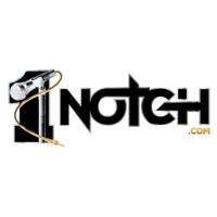 Logo of radio station 1Notch Radio