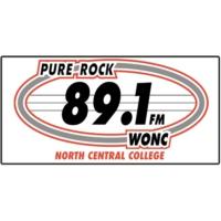 Logo of radio station WONC 89.1 FM