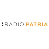 Logo of radio station Rádio Patria