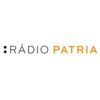Logo of radio station Rádio Patria