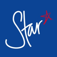 Logo of radio station Star