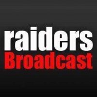 Logo of radio station Raiders Broadcast