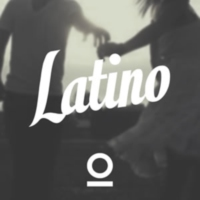Logo of radio station One FM - Latino