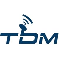 Logo of radio station TDM MAROC