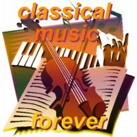 Logo de la radio Classical music forever