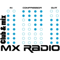 Logo of radio station Mx Radio
