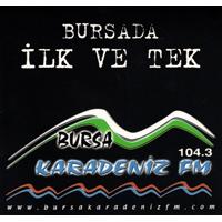 Logo de la radio Bursa Karadeniz FM