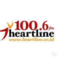 Logo de la radio Heartline Fm 100.6