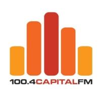 Logo de la radio Capital FM 100.4