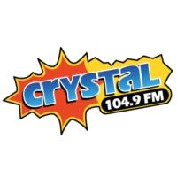 Logo of radio station Crystal 104.9 FM