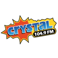 Logo of radio station Crystal 104.9 FM
