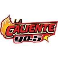 Logo de la radio XHHM La Caliente 90.5 FM
