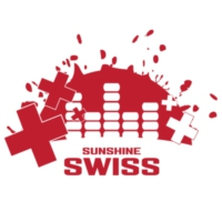 Logo of radio station Sunshine Swiss