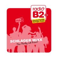 Logo of radio station radio B2 100% Schlager MIXX