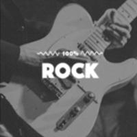 Logo of radio station 100FM - Rock
