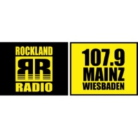 Logo of radio station Rockland Radio - Mainz / Wiesbaden 107.9