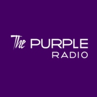 Logo of radio station The Purple Radio