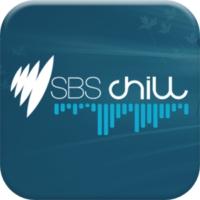 Logo of radio station SBS Chill