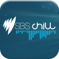 Logo of radio station SBS Chill