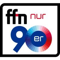 Logo de la radio ffn- nur 90er