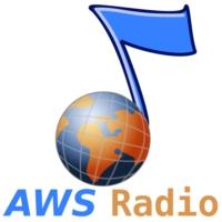 Logo de la radio AWS Radio