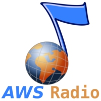 Logo of radio station AWS Radio