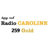 Logo de la radio Radio Caroline 259 Gold