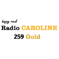 Logo of radio station Radio Caroline 259 Gold