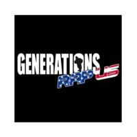Logo of radio station Générations Rap US
