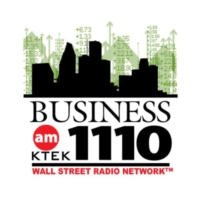 Logo of radio station KTEK Business 1110 AM