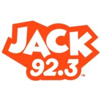 Logo of radio station CJET-FM JACK 92.3
