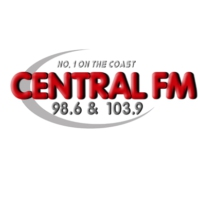 Logo de la radio Central 98.6 FM