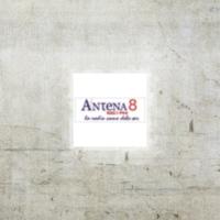 Logo of radio station Antena 8 100.1 FM
